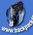 Golite Breeze backpack - just as useful on Appalachian Trail as on Pacific Crest Trail
